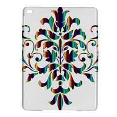 Damask Decorative Ornamental Ipad Air 2 Hardshell Cases