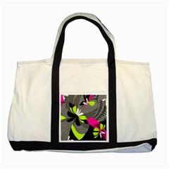 Nameless Fantasy Two Tone Tote Bag