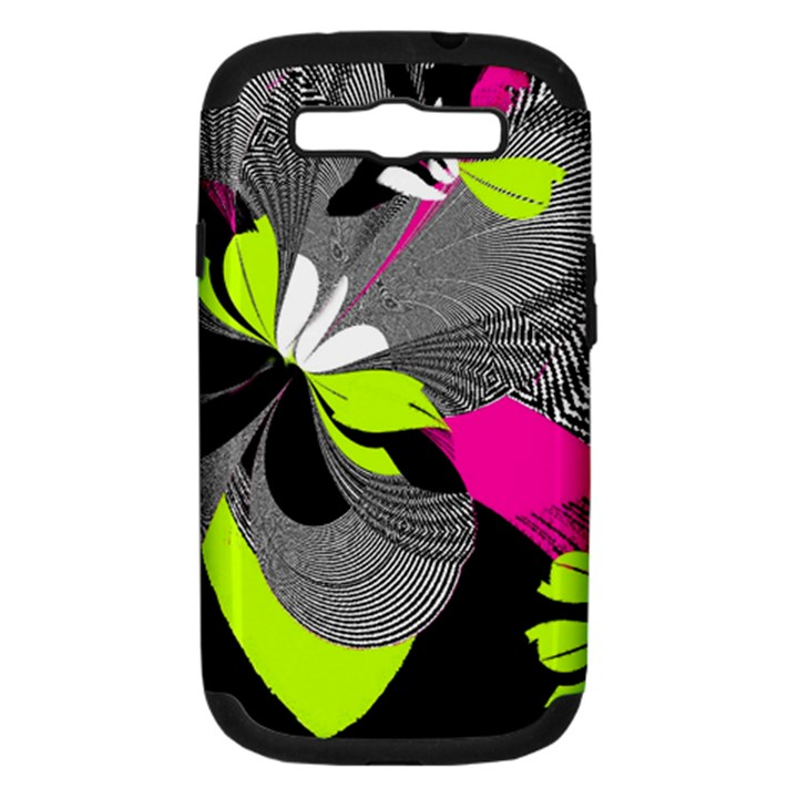 Nameless Fantasy Samsung Galaxy S III Hardshell Case (PC+Silicone)