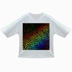Construction Paper Iridescent Infant/Toddler T-Shirts