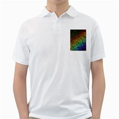 Construction Paper Iridescent Golf Shirts