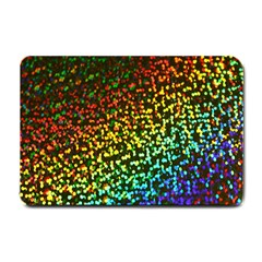 Construction Paper Iridescent Small Doormat