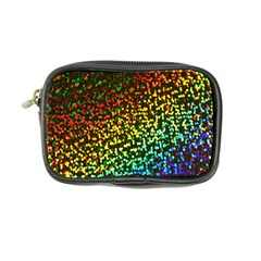 Construction Paper Iridescent Coin Purse