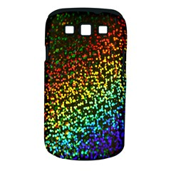 Construction Paper Iridescent Samsung Galaxy S Iii Classic Hardshell Case (pc+silicone)