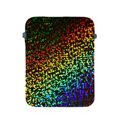 Construction Paper Iridescent Apple iPad 2/3/4 Protective Soft Cases