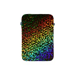 Construction Paper Iridescent Apple Ipad Mini Protective Soft Cases