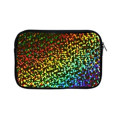 Construction Paper Iridescent Apple Ipad Mini Zipper Cases