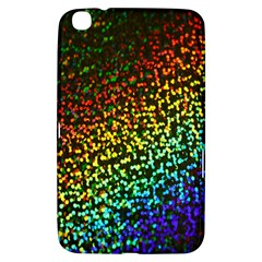 Construction Paper Iridescent Samsung Galaxy Tab 3 (8 ) T3100 Hardshell Case