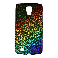 Construction Paper Iridescent Galaxy S4 Active