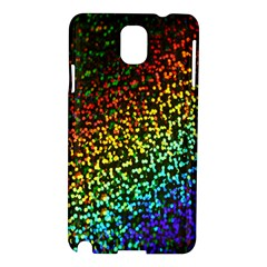 Construction Paper Iridescent Samsung Galaxy Note 3 N9005 Hardshell Case