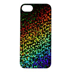Construction Paper Iridescent Apple Iphone 5s/ Se Hardshell Case