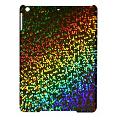 Construction Paper Iridescent iPad Air Hardshell Cases