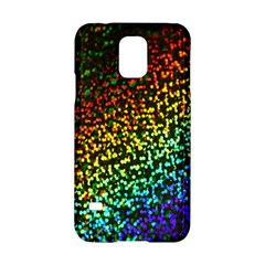 Construction Paper Iridescent Samsung Galaxy S5 Hardshell Case