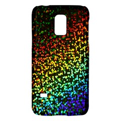 Construction Paper Iridescent Galaxy S5 Mini