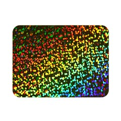Construction Paper Iridescent Double Sided Flano Blanket (mini)