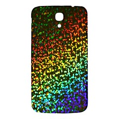 Construction Paper Iridescent Samsung Galaxy Mega I9200 Hardshell Back Case