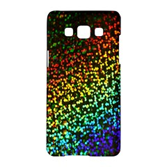 Construction Paper Iridescent Samsung Galaxy A5 Hardshell Case