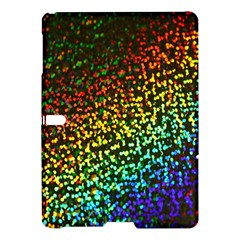 Construction Paper Iridescent Samsung Galaxy Tab S (10 5 ) Hardshell Case