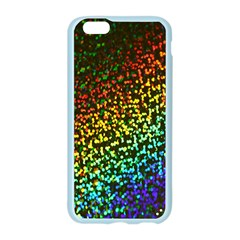 Construction Paper Iridescent Apple Seamless iPhone 6/6S Case (Color)