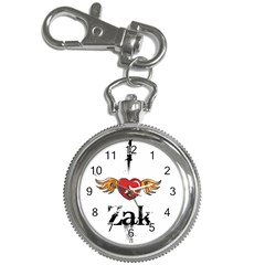I HEART ZAK Key Chain Watches