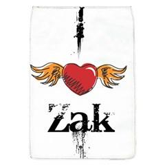 I HEART ZAK Flap Covers (L)