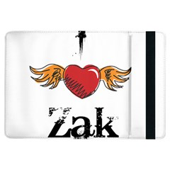 I HEART ZAK iPad Air Flip