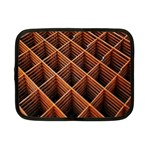 Metal Grid Framework Creates An Abstract Netbook Case (Small)  Front