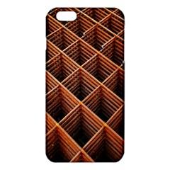 Metal Grid Framework Creates An Abstract Iphone 6 Plus/6s Plus Tpu Case