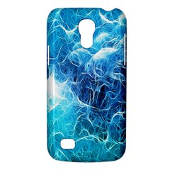 Fractal Occean Waves Artistic Background Galaxy S4 Mini