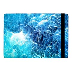 Fractal Occean Waves Artistic Background Samsung Galaxy Tab Pro 10 1  Flip Case