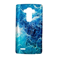 Fractal Occean Waves Artistic Background Lg G4 Hardshell Case