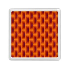 Fractal Multicolored Background Memory Card Reader (Square)