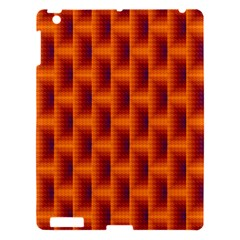 Fractal Multicolored Background Apple Ipad 3/4 Hardshell Case