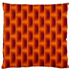 Fractal Multicolored Background Large Cushion Case (one Side)