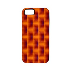 Fractal Multicolored Background Apple Iphone 5 Classic Hardshell Case (pc+silicone)