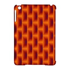 Fractal Multicolored Background Apple Ipad Mini Hardshell Case (compatible With Smart Cover)