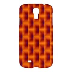 Fractal Multicolored Background Samsung Galaxy S4 I9500/i9505 Hardshell Case