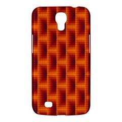 Fractal Multicolored Background Samsung Galaxy Mega 6 3  I9200 Hardshell Case