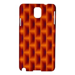 Fractal Multicolored Background Samsung Galaxy Note 3 N9005 Hardshell Case