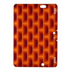Fractal Multicolored Background Kindle Fire Hdx 8 9  Hardshell Case