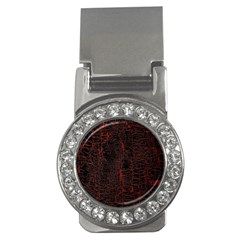 Black And Red Background Money Clips (cz)