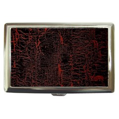 Black And Red Background Cigarette Money Cases