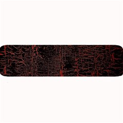 Black And Red Background Large Bar Mats