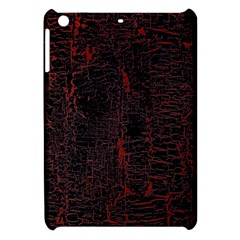 Black And Red Background Apple Ipad Mini Hardshell Case