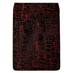 Black And Red Background Flap Covers (L)