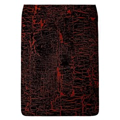 Black And Red Background Flap Covers (s)