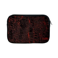 Black And Red Background Apple Ipad Mini Zipper Cases