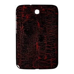 Black And Red Background Samsung Galaxy Note 8 0 N5100 Hardshell Case
