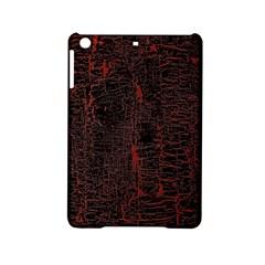 Black And Red Background Ipad Mini 2 Hardshell Cases