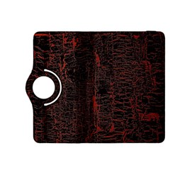 Black And Red Background Kindle Fire Hdx 8 9  Flip 360 Case